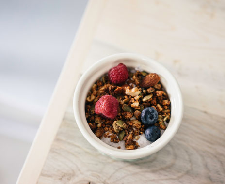 Just Be Kitchen - Paleo