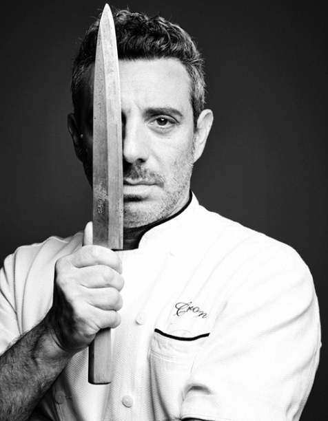 Executive Chef + Proprietor, John DeLucie