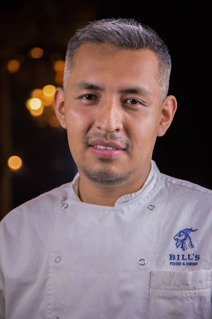 Chef de Cuisine - Angel Vela
