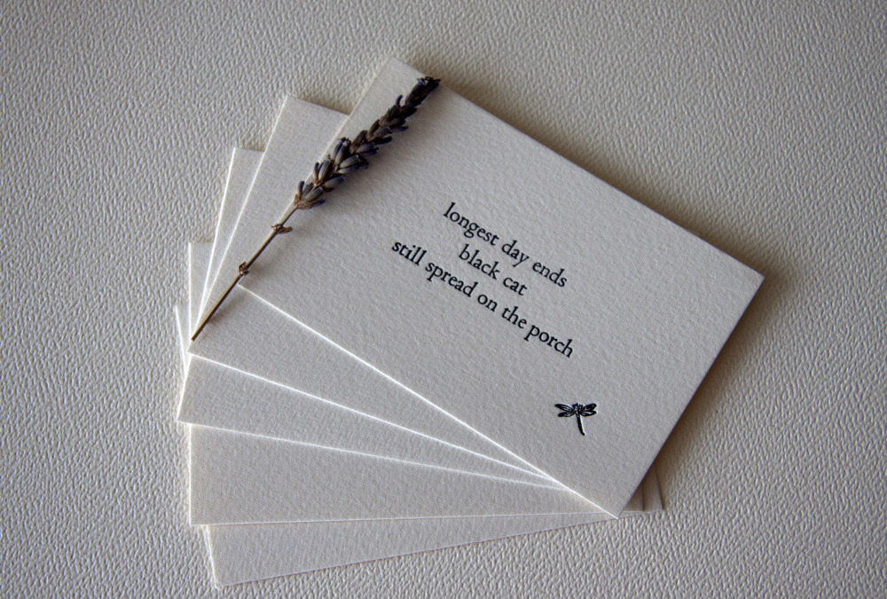 """cheryl pfeil von der heyde """" unbound """" tins include 12 poem cards"""