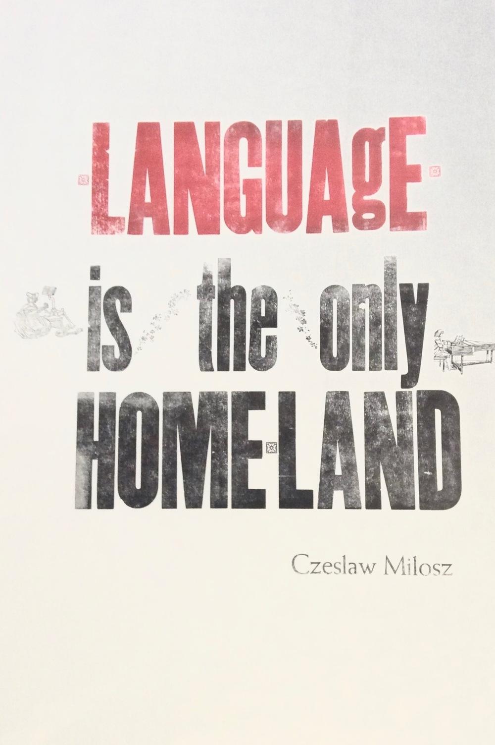 judi goldberg language