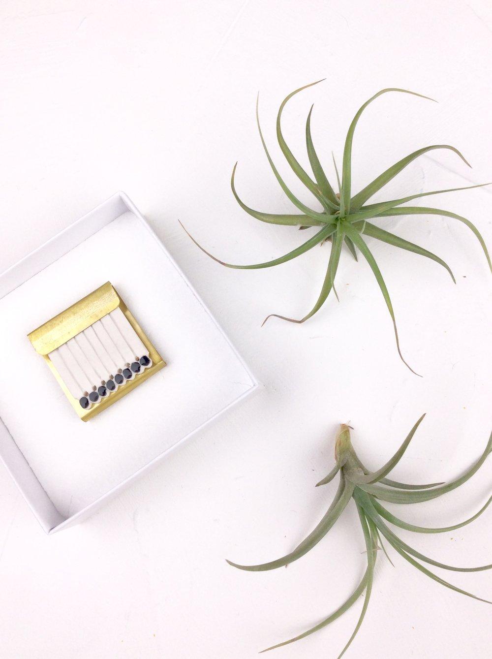 matchsticks pin made in paris france