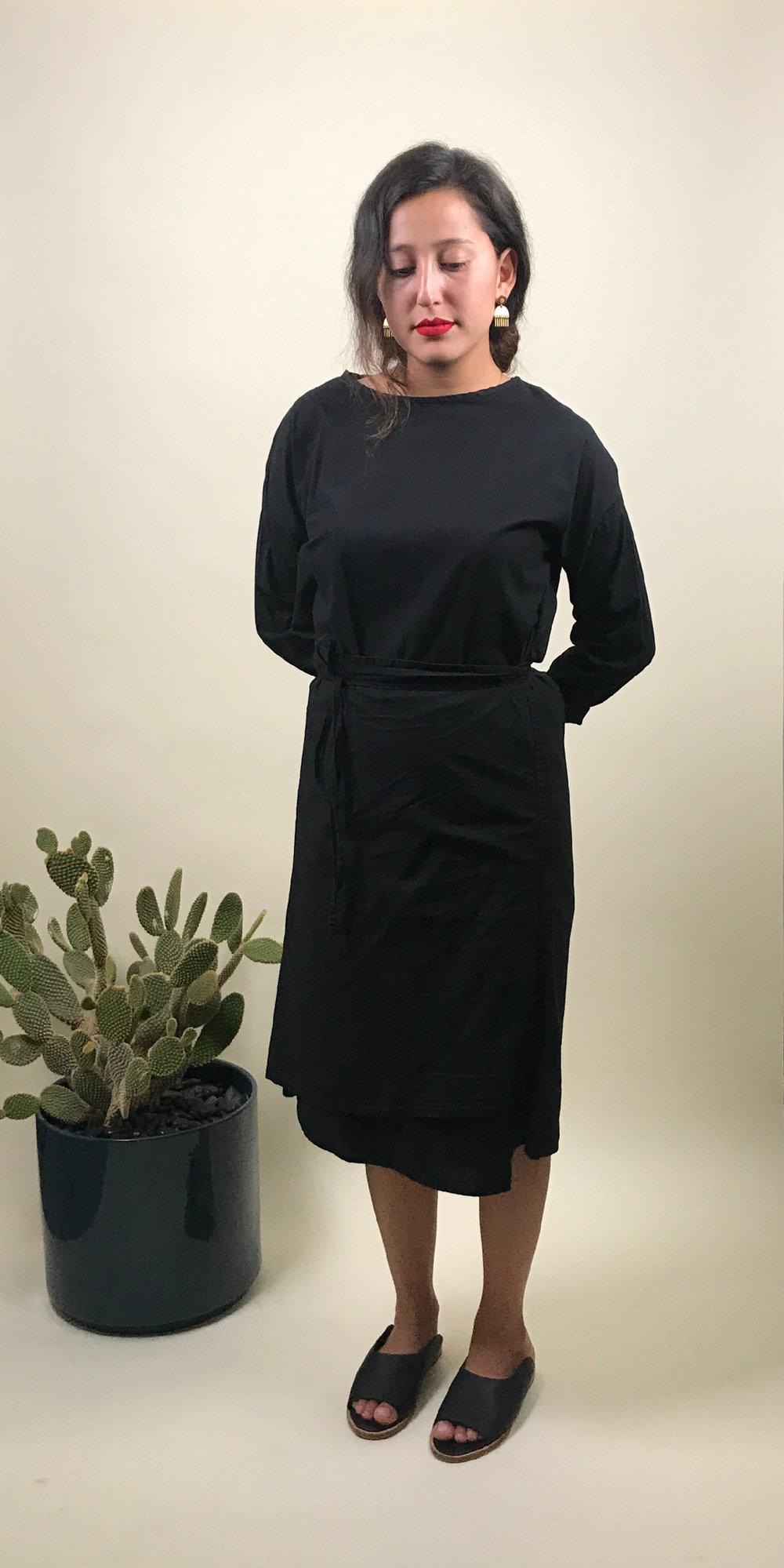 pip squeak wrap dress