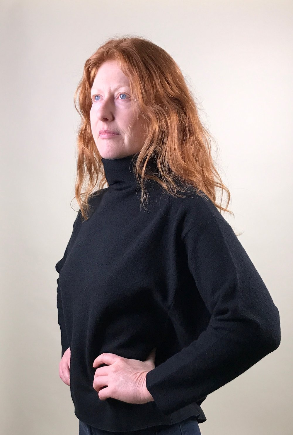 eva evam cotton sweater