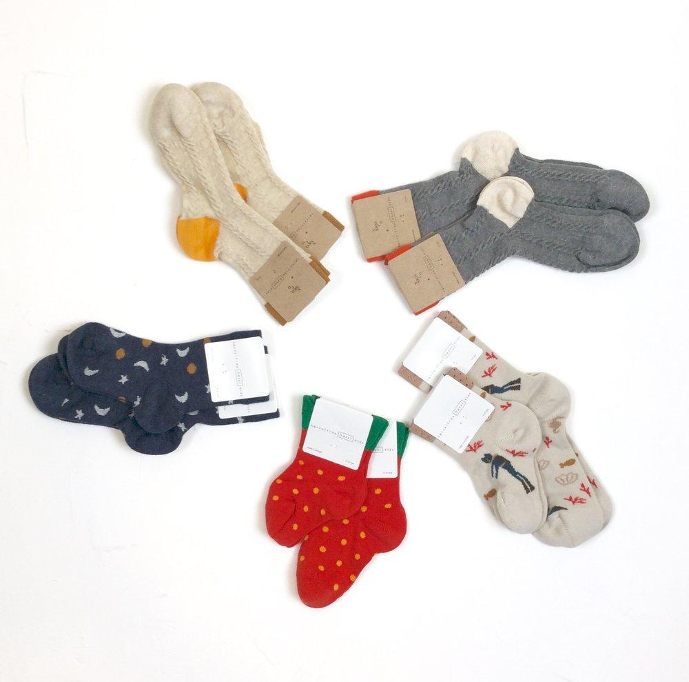 hansel and basel kids socks