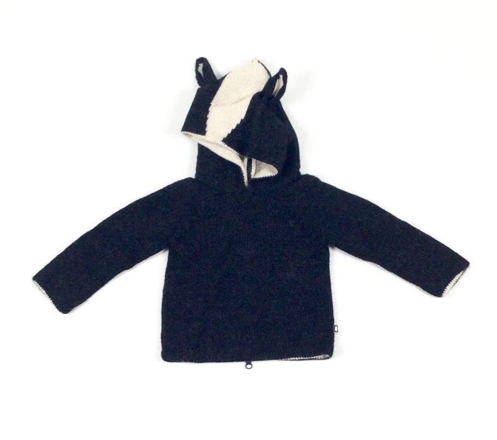 oeuf skunk jacket