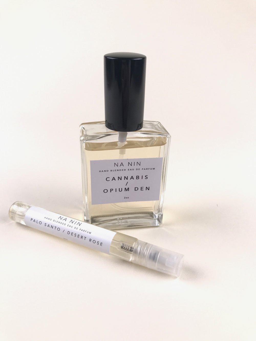 na nin perfume oil