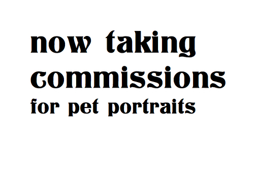 "Hi all I am now taking commissions for pet portraits and offering a friends and family price of $100 per portrait. 11x14"" watercolor and gouache on paper. Through the month of February. Message me for details if you'd like a portrait of your furry friend. 🦔"