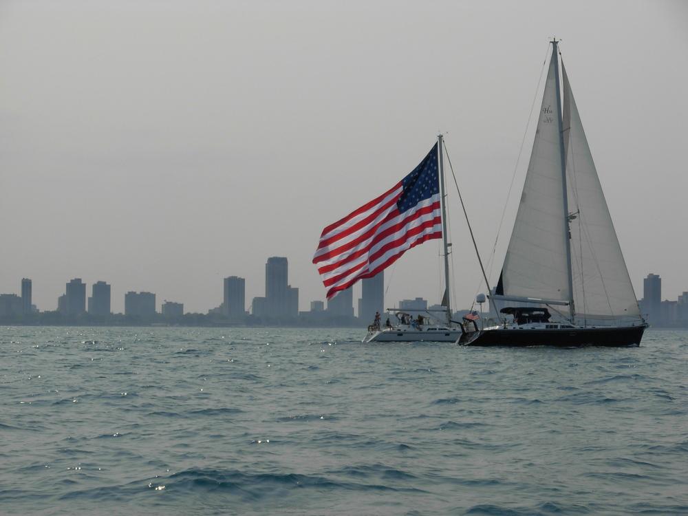 Salty Dog Sailing Chicago Charter Boat Tour July 4 2015_7.JPG