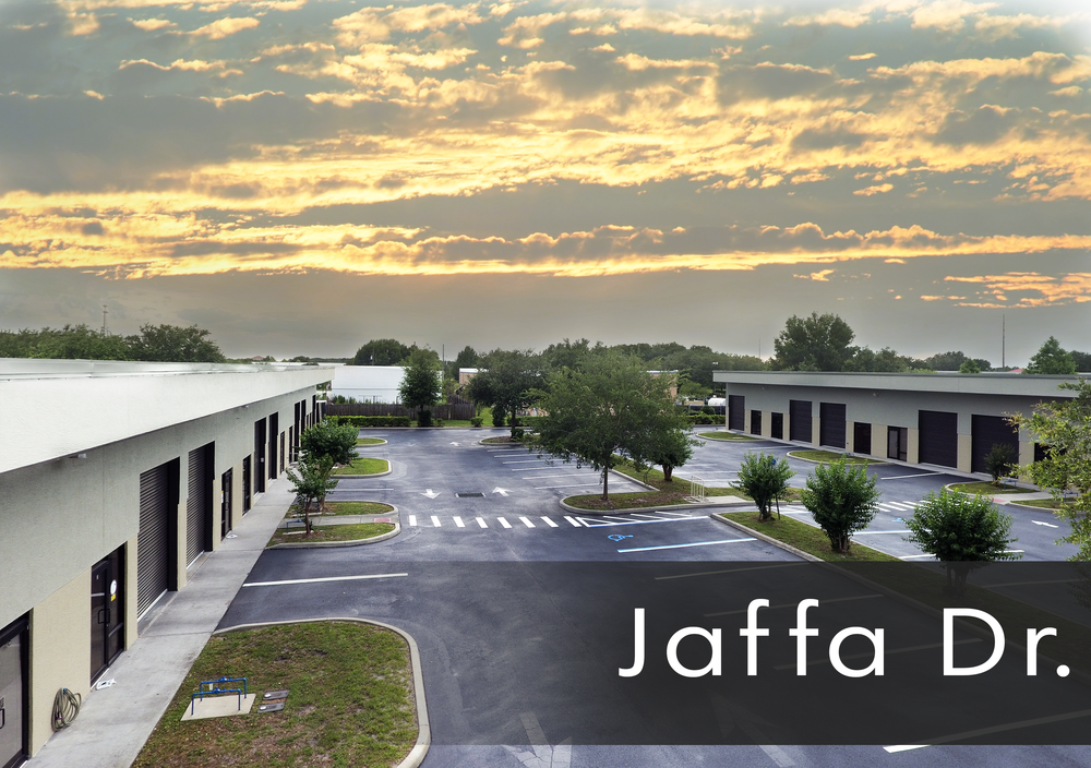 Jaffa Drive St Cloud Warehouse For Sale and For Lease