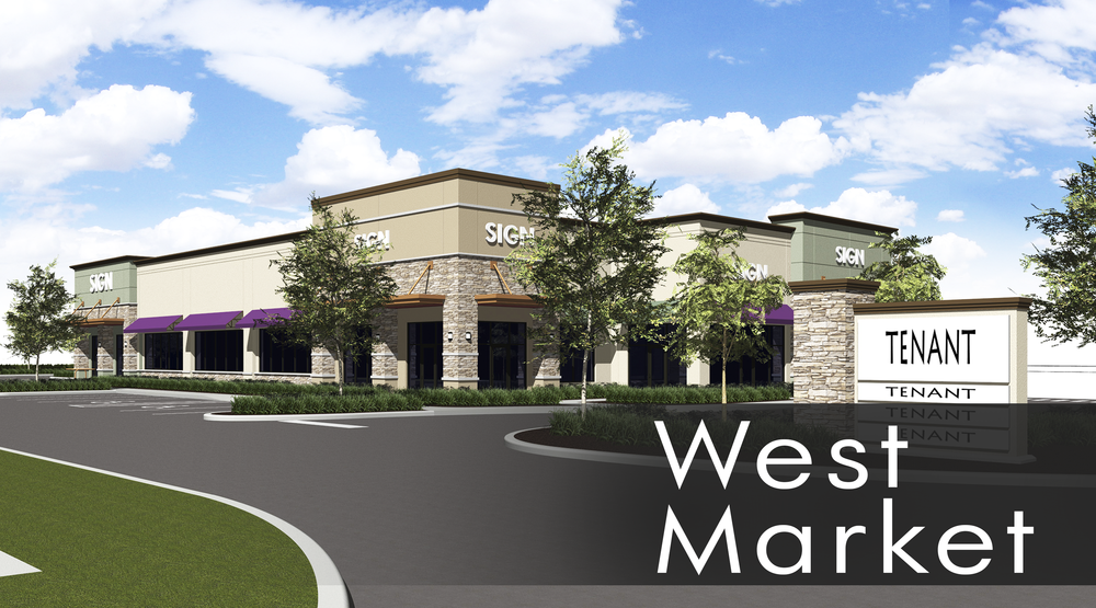 West Market - Winter Garden Land 18 Acres For Sale & For Lease