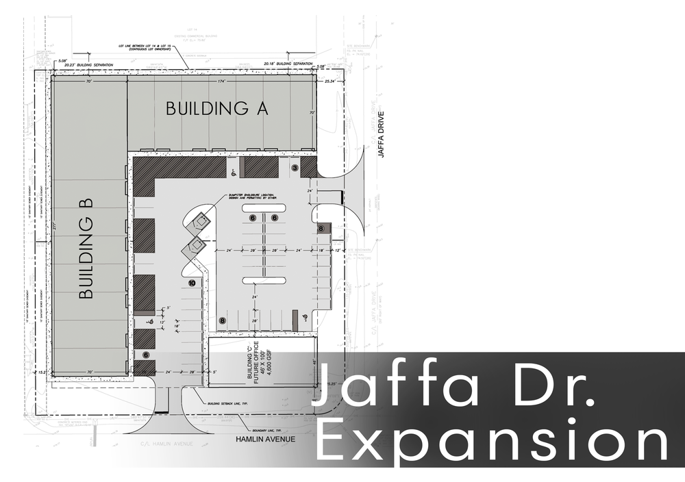 Jaffa Drive Expansion St Cloud For Sale & For Lease Warehouse