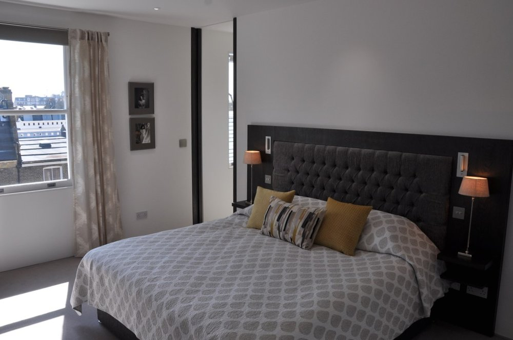Bedside Keypads ensure easy control of the entire system with 'House Off' doing exactly as it states