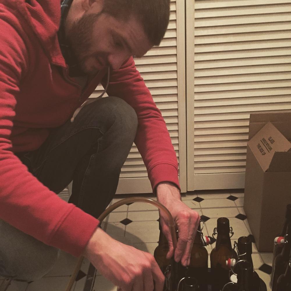 SD bottling