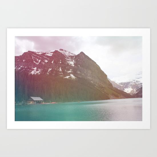 dreamy lake louise