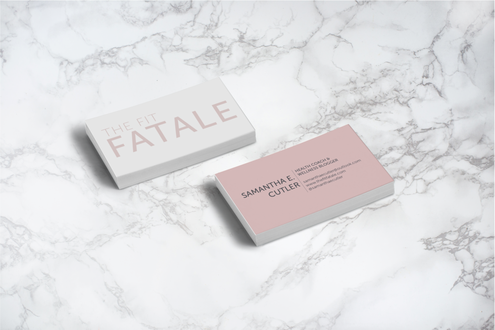 TFF Business card Mockup