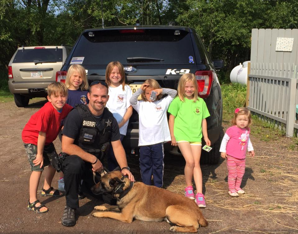 Sawyer County K-9 Unit