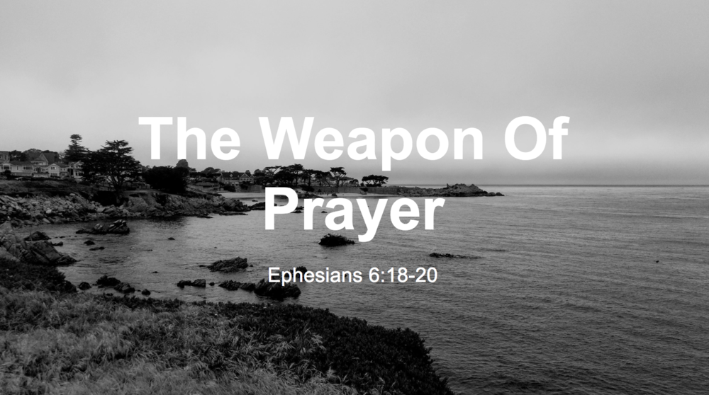 The Weapon of Prayer.png