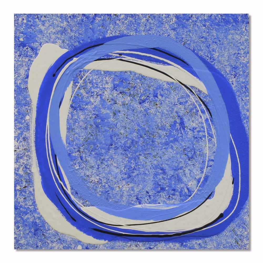 JUST AROUND - BLUE
