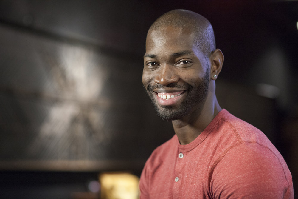 Tarell Alvin McCraney is an American playwright and actor. He was recently appointed as the incoming chair of playwriting at the Yale School of Drama.