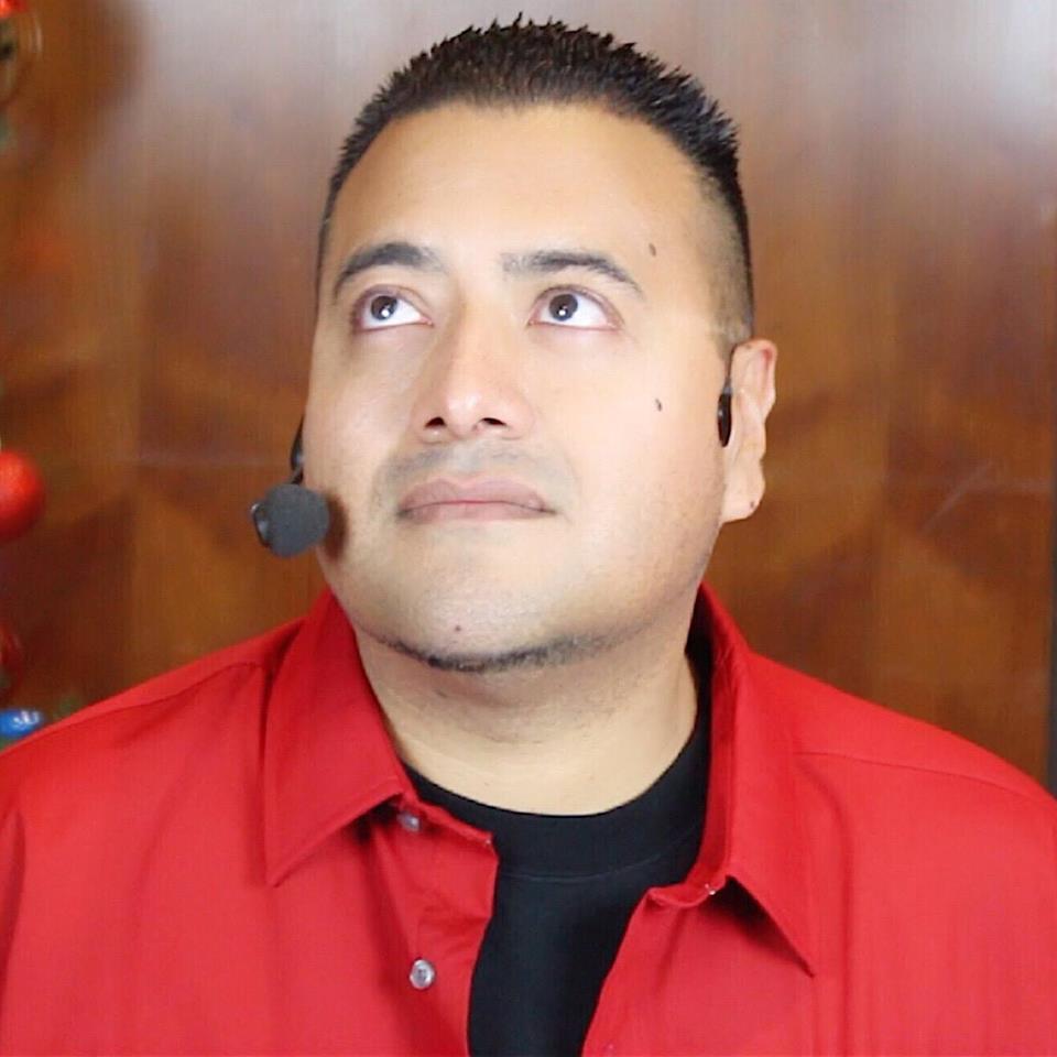 Rev. Gilbert Gonzalez, Jr.