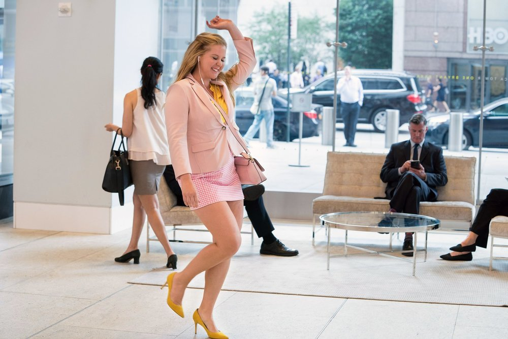 """Comedian and actress Amy Schumer's latest film, I Feel Pretty , asks the question: """"What if women started embracing their bodies?"""" But maybe that's the wrong question to ask."""