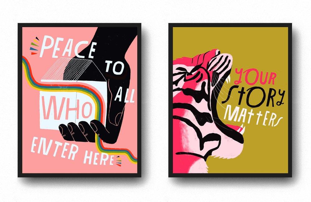 Art by Lisa Congdon