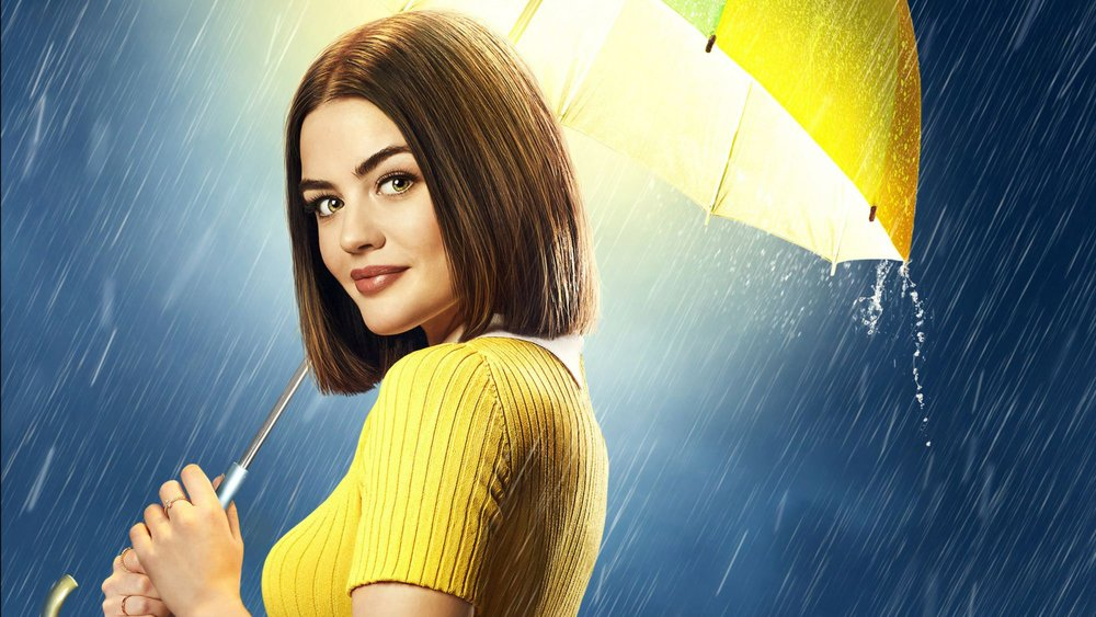 Lucy Hale starred in  Life Sentence , which the CW announced earlier this month will be cancelled after the end of its first season.