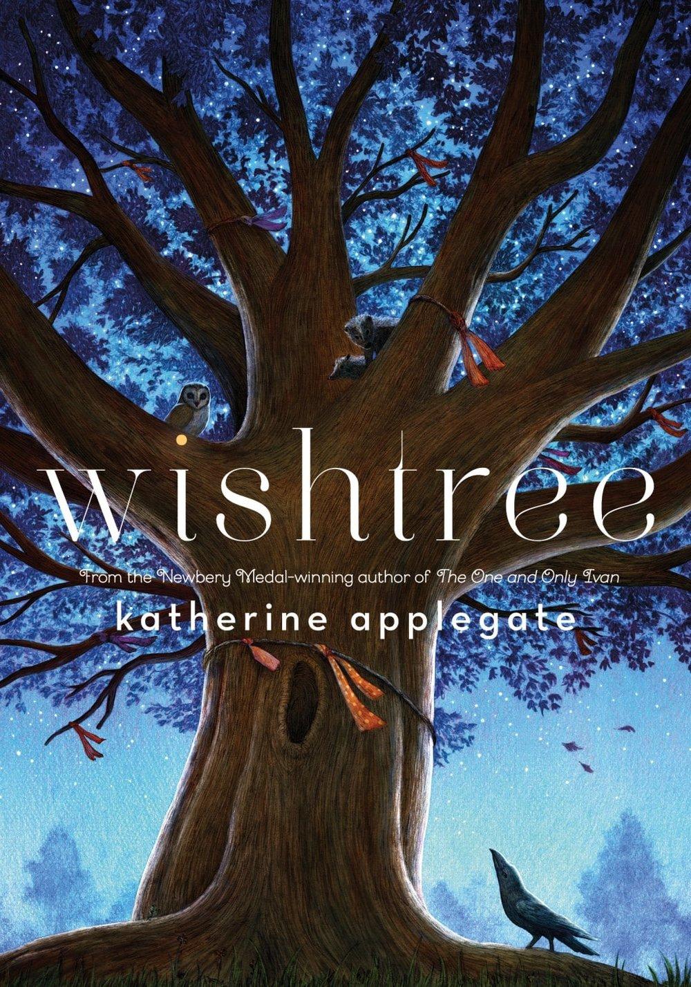 Wishtree, by Katherine Applegate