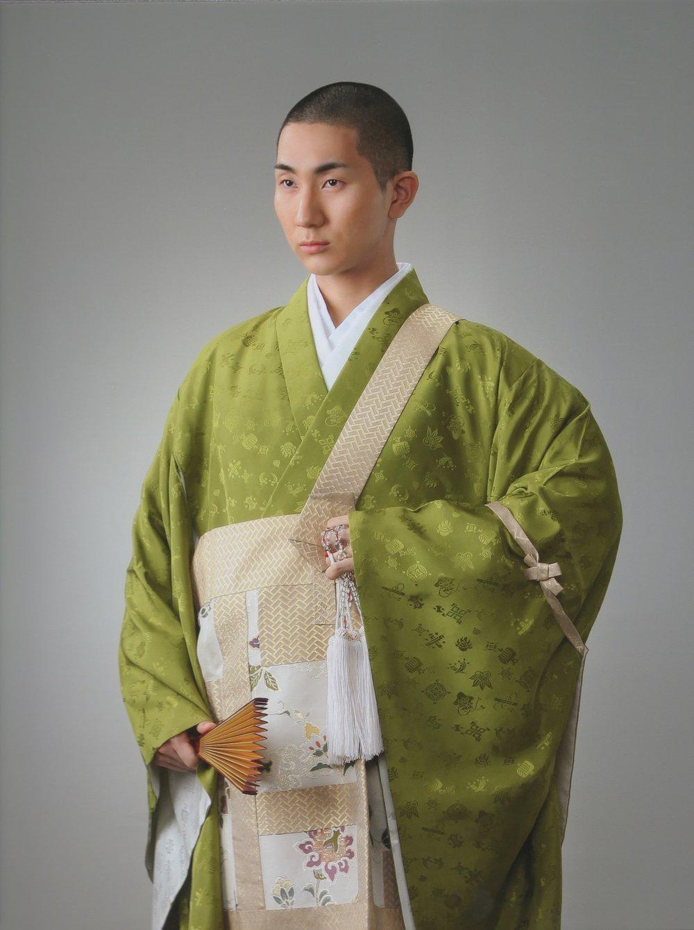 Kodo Nishimura.