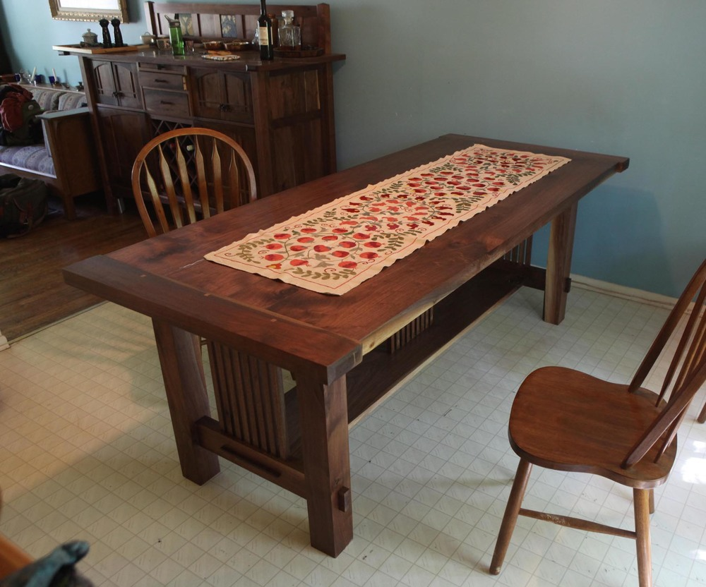 Stickly Dining Table — Josh Berer