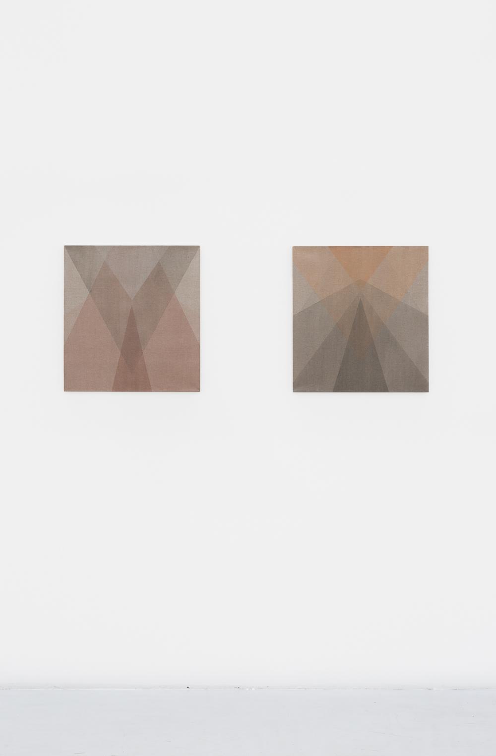 Installation View,  Hidden Light,  2016