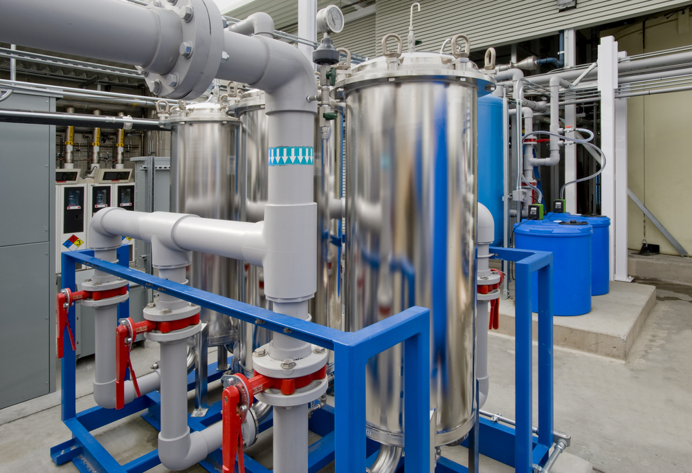 Biomass processing is at the core of our BathtubDiesel™ initiative. Advanced reactions convert filtered fish water waste into combustible fuel.