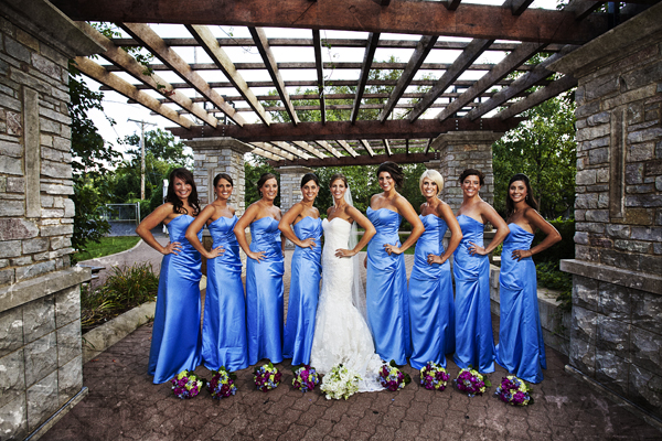 Naperville Bridesmaid Photo Sassy