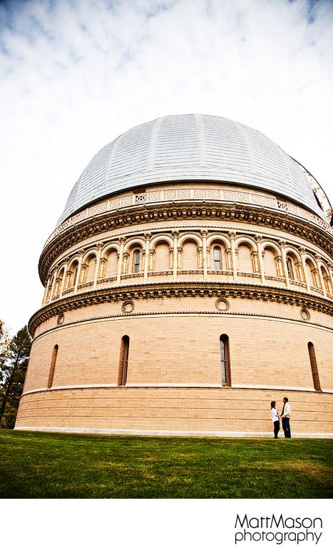 Yerkes Observatory Engagement