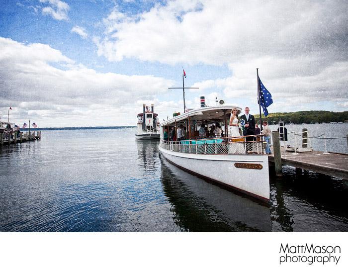 Lake Geneva Cruise Line Boat