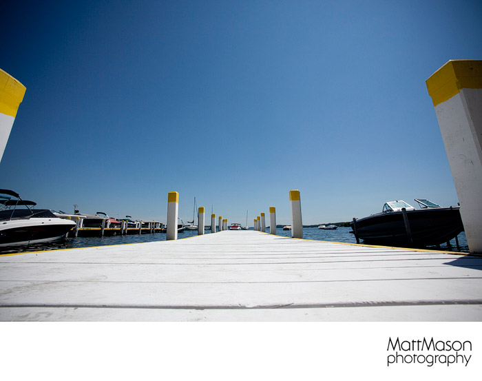 Pier in Fontana