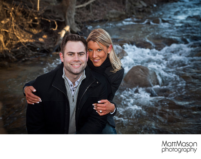 Whitewater Engagement