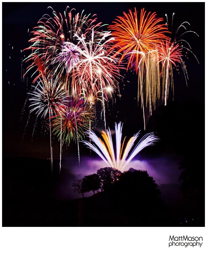 Grand Geneva Fireworks Display