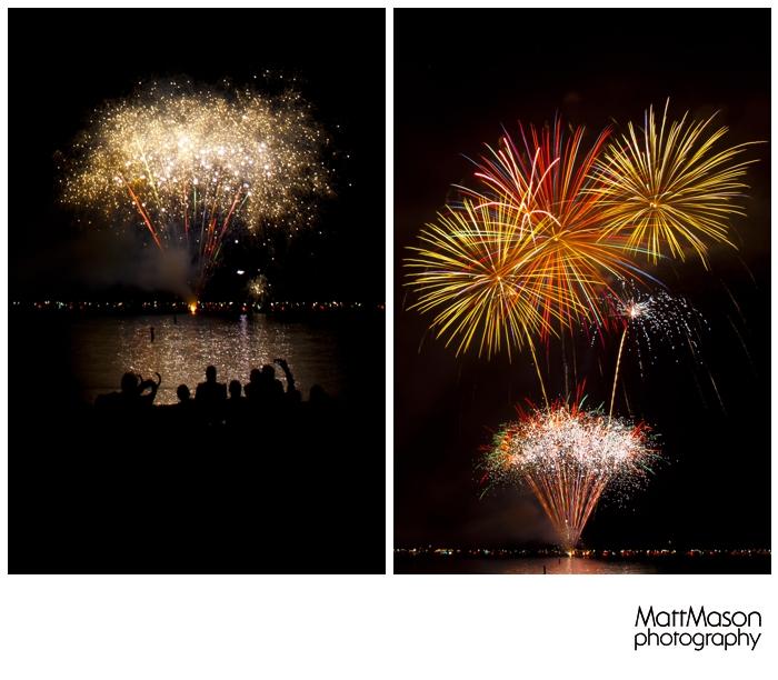 Fontana Fireworks