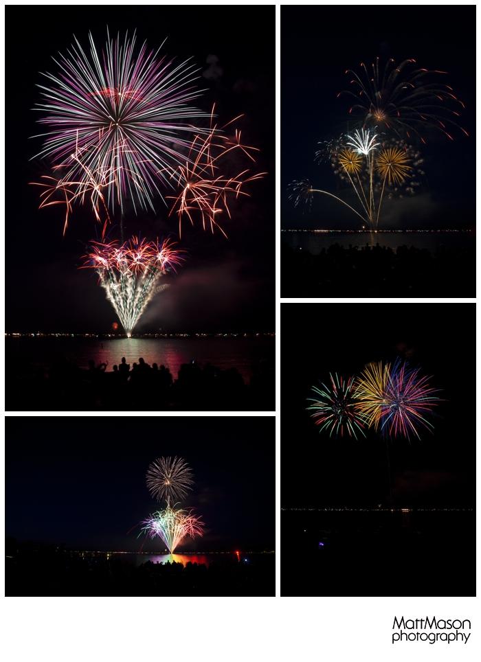 Walworth County Fireworks