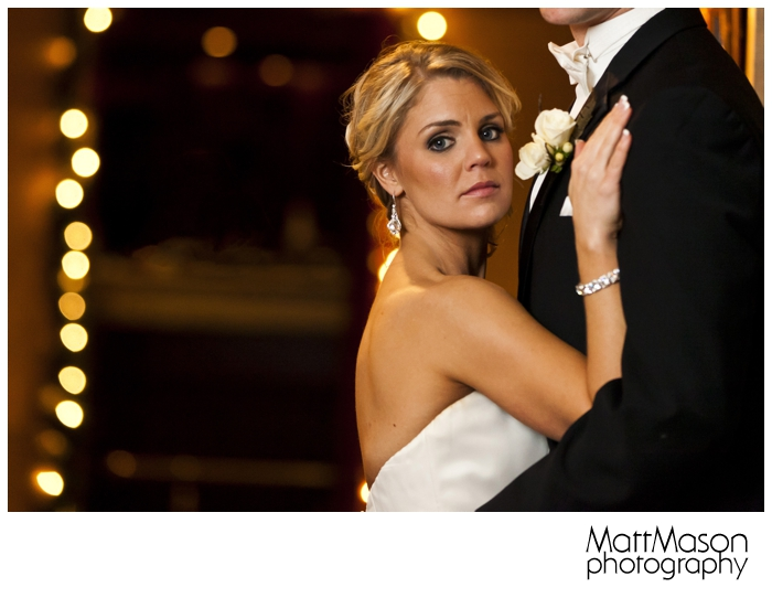 Elegant Bride at Biltmore Country Club