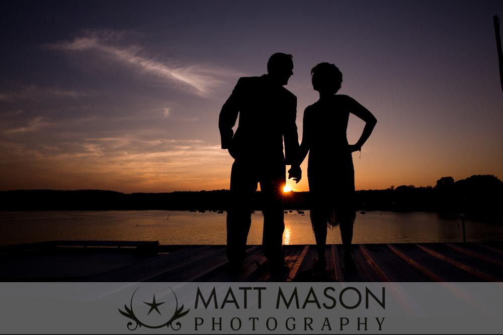 Matt Mason Photography- Lake Geneva Wedding Silhouette-2.jpg