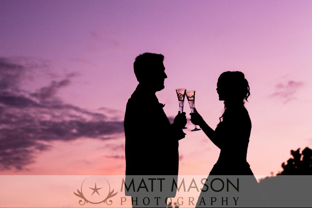 Matt Mason Photography- Lake Geneva Wedding Silhouette-6.jpg