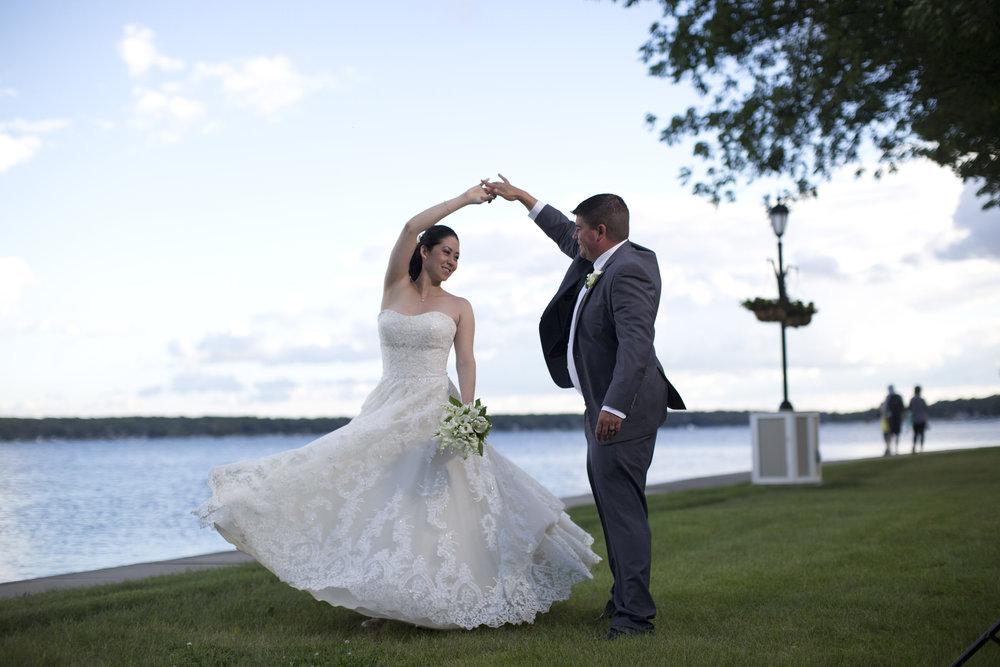 Susan & Travis at Lake Lawn Resort (September 10 , 2016)