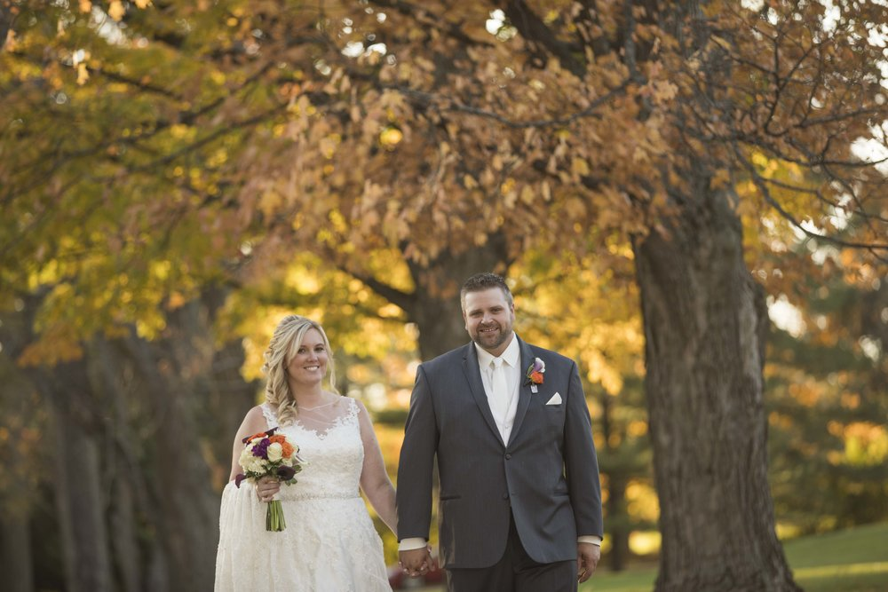 Tiffany + Jeff at The Abbey Resort (Oct. 22, 2016)