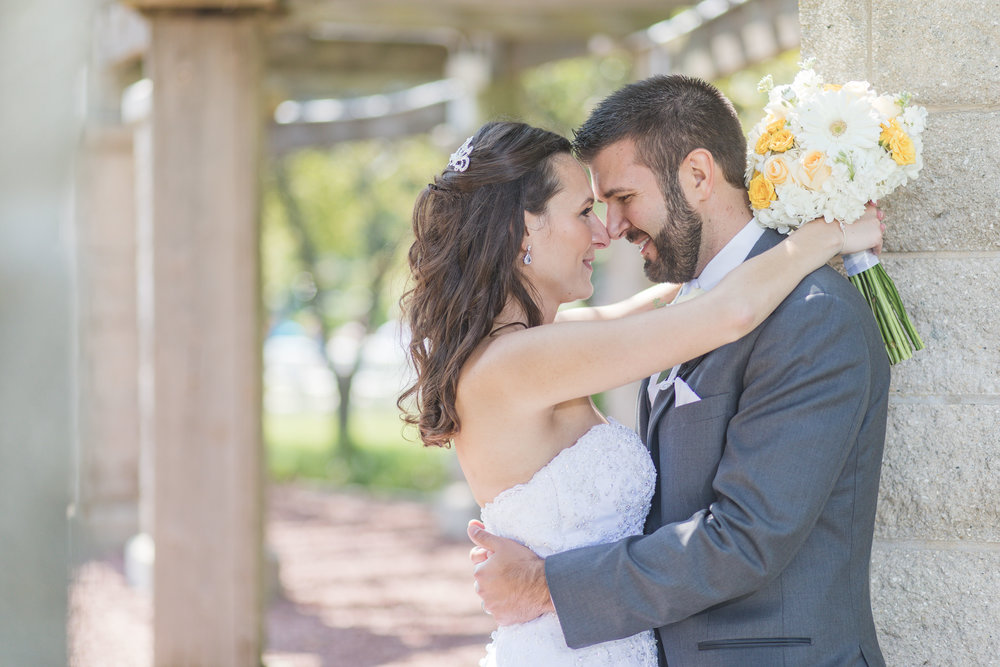 Christine + Kyle at Double Tree (August 19, 2017)