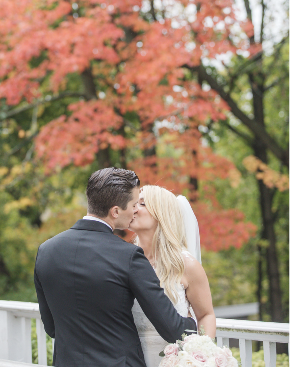 Ann + Grant at BigFoot Country Club (Oct 14, 2017)