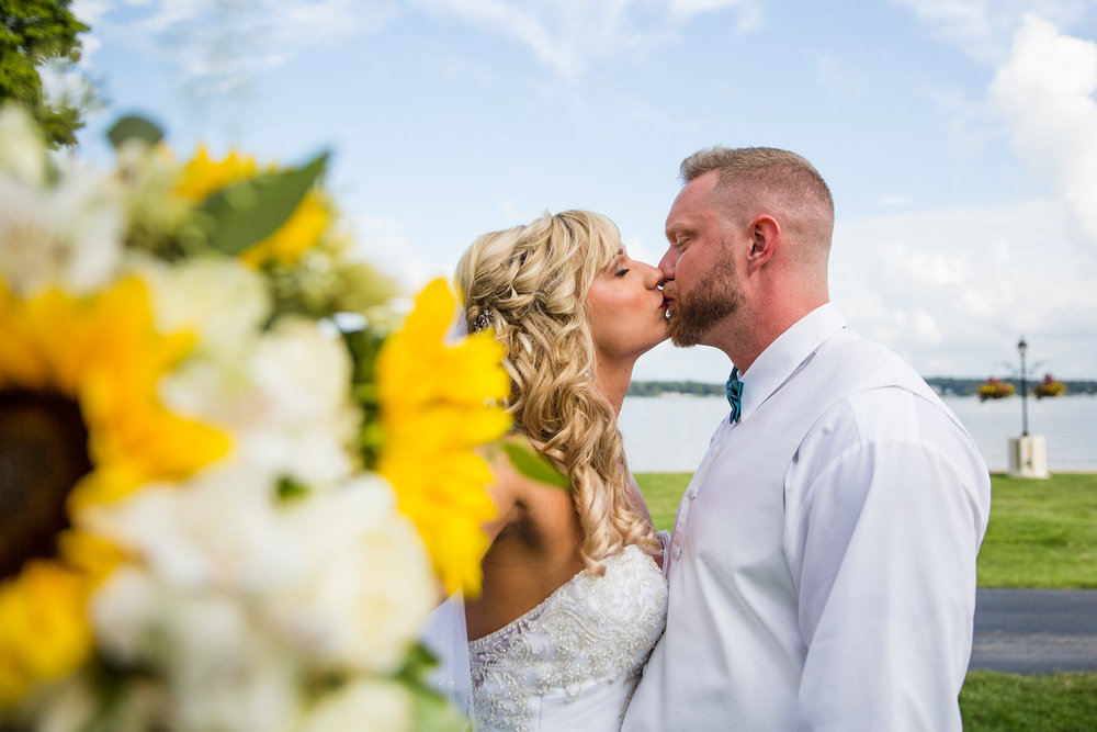 Kayla + Nick at Lake Lawn Resort (September 9, 2016)