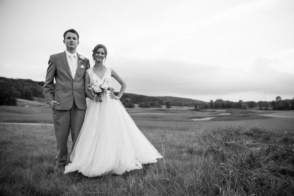 ALYSSA + MAX AT HAWKS VIEW GOLF COURSE (AUGUST 19, 2016)